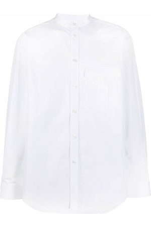 Jil Sander Chest-pocket cotton shirt