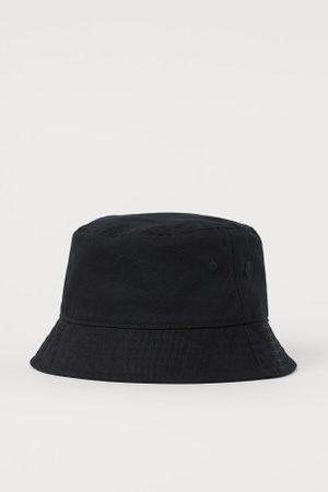H&M Chapéu bucket em algodão