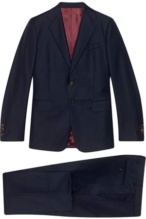 Gucci Single-breasted two-piece suit
