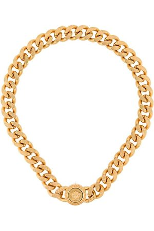 VERSACE Medusa chainlink necklace