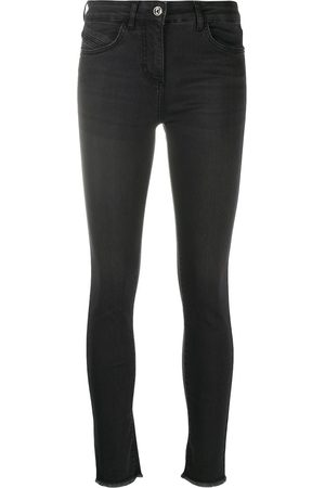 Patrizia Pepe Dark wash jeggings
