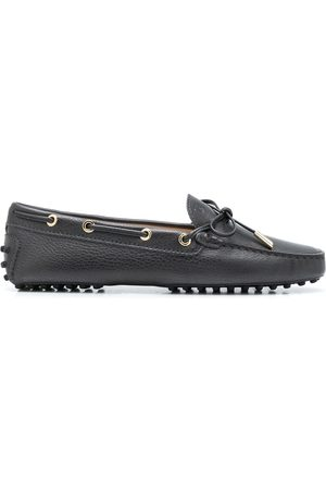 Tod's Leather driving loafers