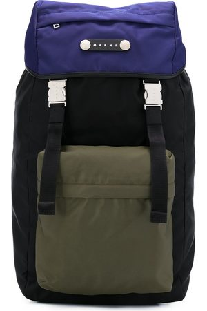Marni Hackney three-tone backpack