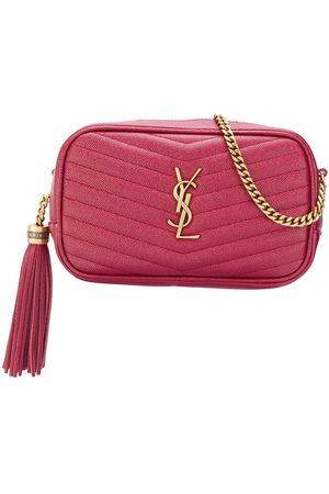 Saint Laurent Lou quilted shoulder bag