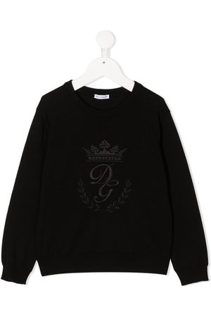 Dolce & Gabbana Heritage embroidery jumper