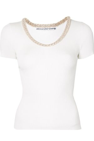 Alexander Wang Trapped chain T-shirt
