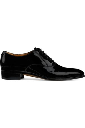 Gucci GG lace-up shoes