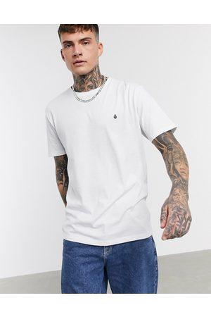 Volcom Stones Blanks t-shirt in white