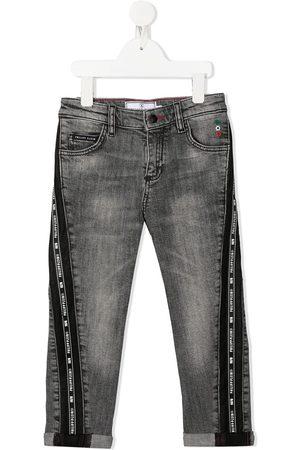 Philipp Plein Iconic Plein straight-leg jeans