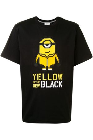 MOSTLY HEARD RARELY SEEN Yellow is the New T-shirt