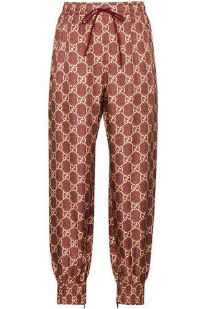 Gucci GG Supreme track pants