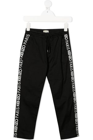 Kenzo Logo-tape track trousers