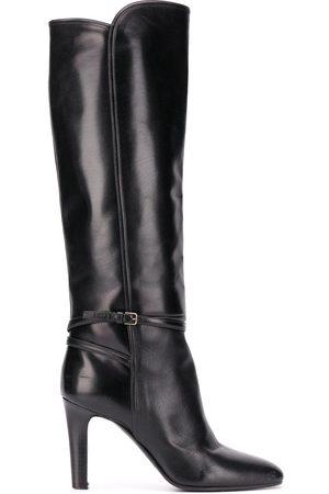 Saint Laurent Jane 90 knee-length boots
