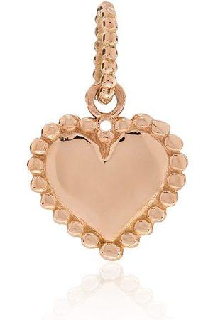 GIGI CLOZEAU 18kt Lucky Heart charm