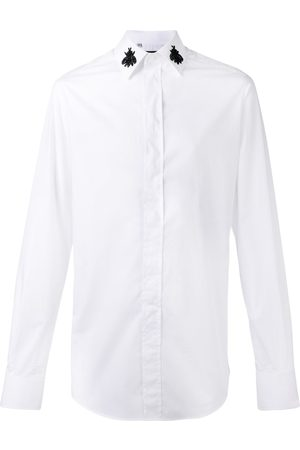 Dolce & Gabbana Embellished collar shirt