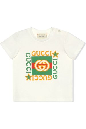 Gucci Gucci print short-sleeve T-shirt