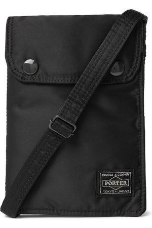 PORTER-YOSHIDA & CO Tanker Padded Nylon Messenger Bag