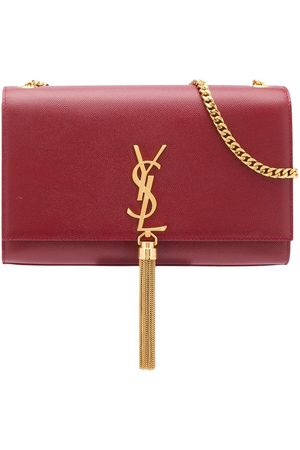 Saint Laurent Kate monogram crossbody bag