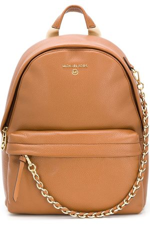 Michael Kors Medium Slater pebbled backpack