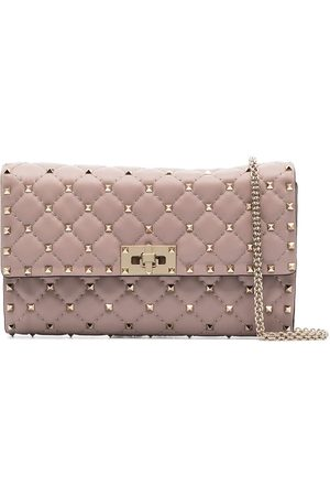 VALENTINO GARAVANI Medium studded shoulder bag