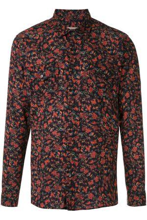 OSKLEN Rosalia Blur Mini shirt