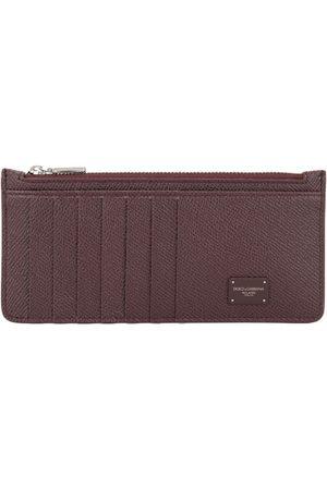 Dolce & Gabbana Zipped cardholder wallet