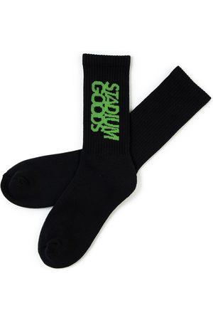 Stadium Goods Homem Meias - Logo embroidered socks