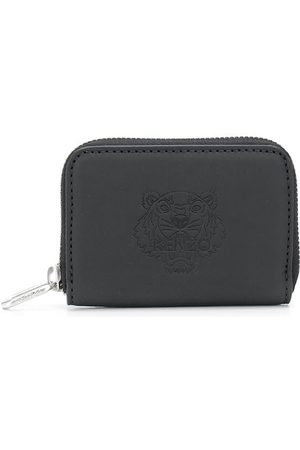 Kenzo Tiger embossed leather purse