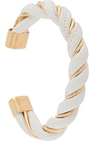 Bottega Veneta Leather woven bracelet