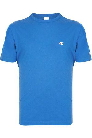 Champion Homem T-shirts & Manga Curta - Embroidered logo crew neck T-shirt