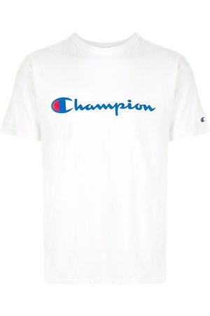 Champion Logo-print crew neck T-Shirt