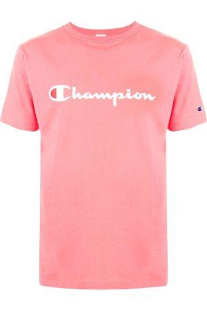 Champion Logo print crew neck T-shirt