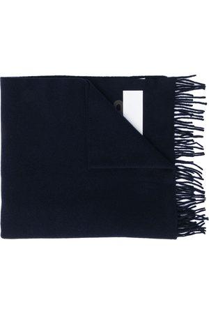 Moncler Graphic logo print scarf