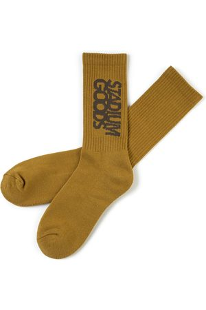 Stadium Goods Embroidered logo socks