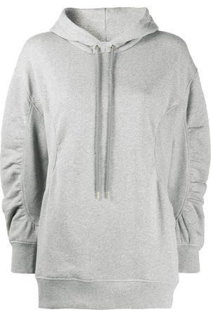 Stella McCartney Flared sleeve hoodie