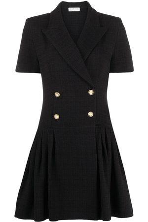 Sandro Double breasted mini dress