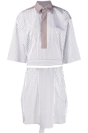 Plan C Striped print shirt