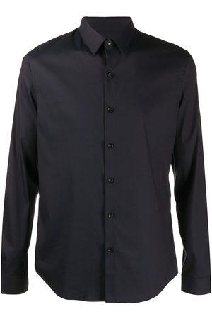 Sandro Plain long-sleeved shirt