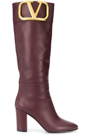 VALENTINO GARAVANI VLOGO knee-high boots