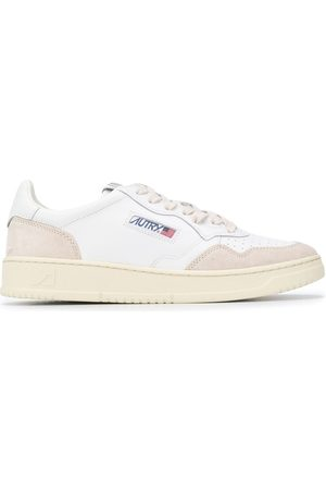 AUTRY Action logo low-top sneakers