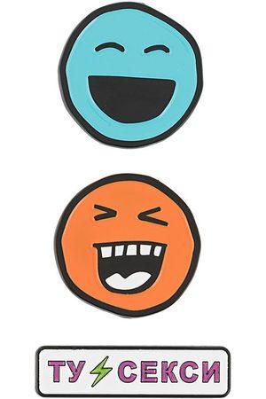 Natasha Zinko Smile pin set