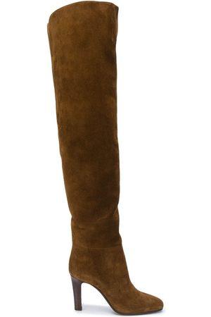 Saint Laurent Jane 90mm boots
