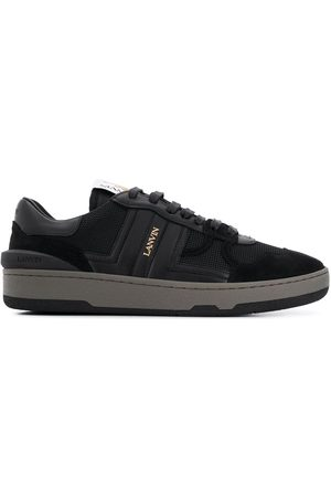 Lanvin Homem Tops & T-shirts - Clay low-top sneakers