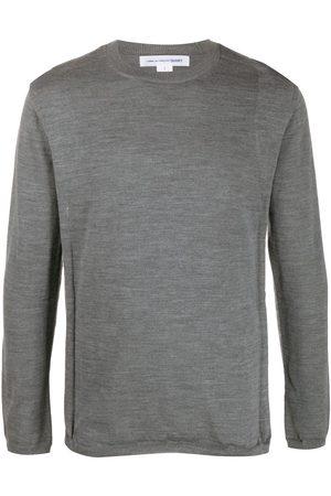 Comme Des Garçons Shirt Homem Camisolas - Round neck jumper