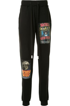 HACULLA Movie poster print track trousers