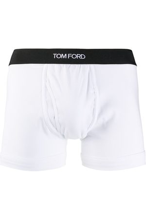 Tom Ford Logo waistband boxer briefs