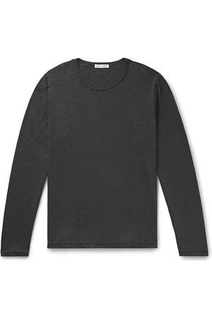 ALEX MILL Standard Slub Cotton-Jersey T-Shirt