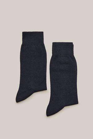 Cortefiel Pack meias de algodão