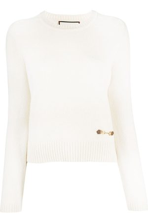 Gucci Horsebit knitted sweater