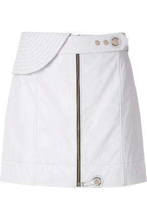 Comme des Garçons Leather mini skirt